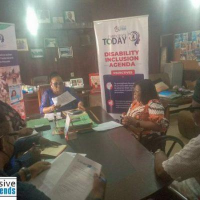 IFA team engaging stakeholders
