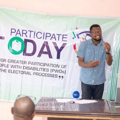 IFA voter education training