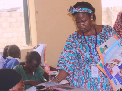 mentstration of girls with disability matters